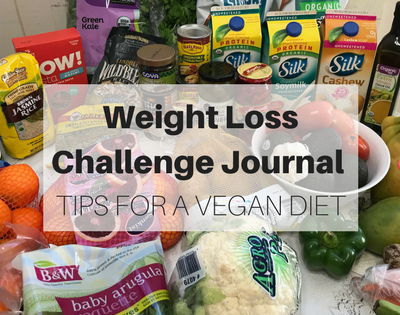 Weight Loss Challenge Journal + Blog – Tips for a Vegan Diet ┃Week 5